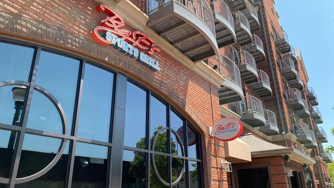Big E's on Eighth Street in downtown Holland is owned by Suburban Inns, one of the plaintiffs in a lawsuit filed Tuesday, Nov. 17, against Michigan Department of Health and Human Services Director Robert Gordon.