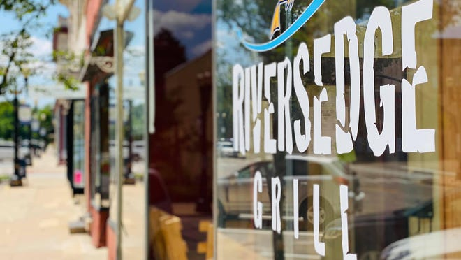 RiversEdge Grill, 160 Kent St., in downtown Portland plans to open within the first two weeks of August, said owner Denny Cunningham.