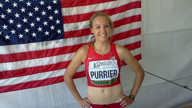 Richford's Elle Purrier qualified for the 3000m final at the IAAF World Junior Championships.