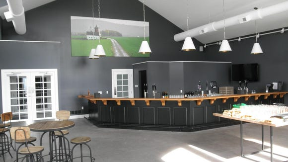 Seneca Lake-based G.C. Starkey is among the surging number of farm breweries and microbreweries in New York state. An archive at Cornell University plans to begin collecting material related to the breweries. Provided photo.