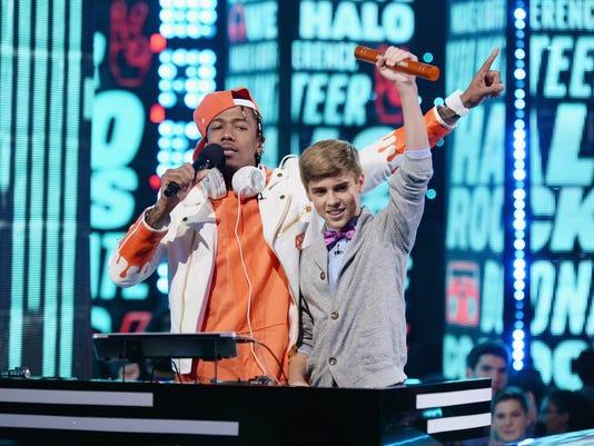 2017 Nickelodeon HALO Awards show