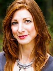 New York-based astrologer Rebecca Gordon.
