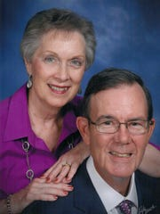Linda and David Lucas have been generous philanthropists for many years.