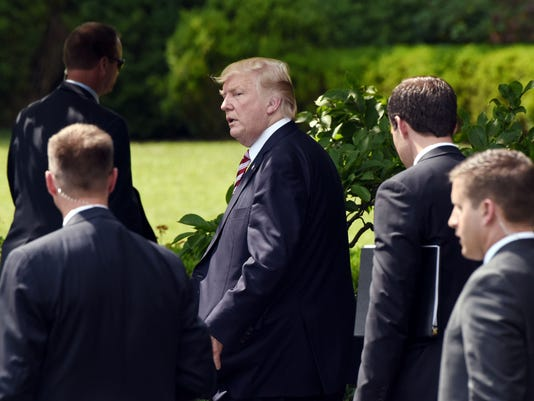 Secret Service runs short of money to pay agents protecting Trump and his circle