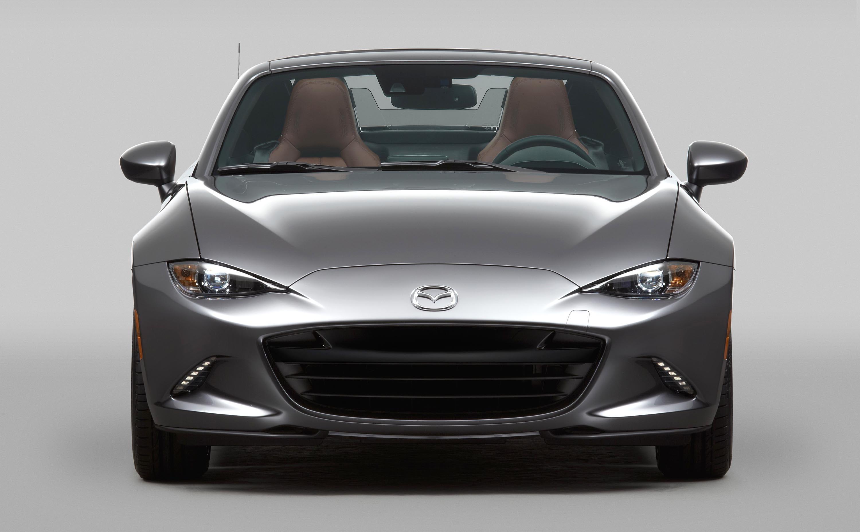 Auto Review: Mazda Miata MX 5 RF Is More Than Just A Seasonal Hardtop  Convertible
