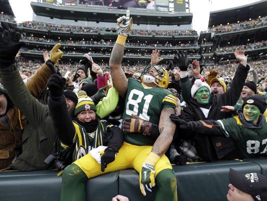 NFL: Divisional Round-Dallas Cowboys at Green Bay Packers