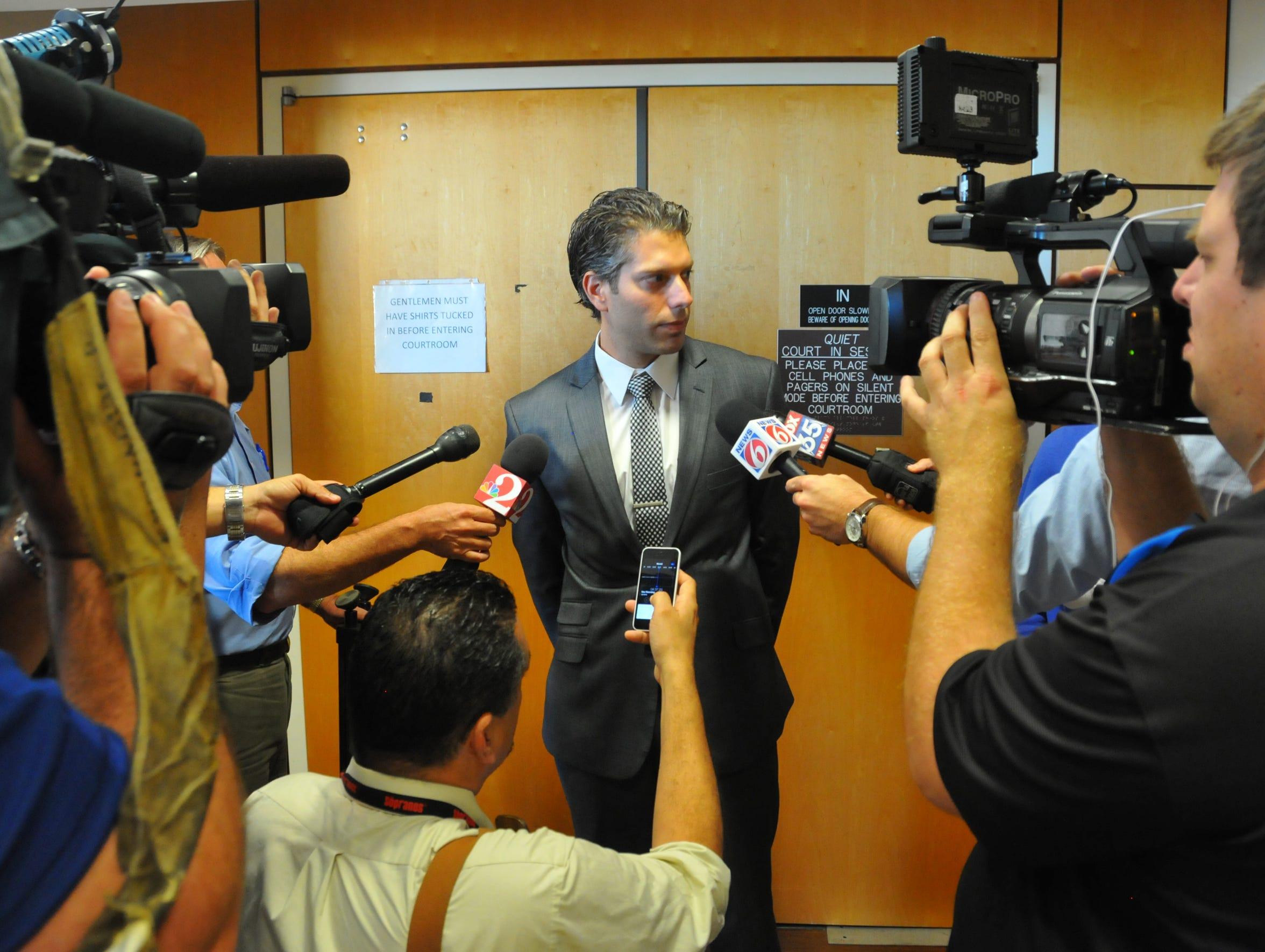 FILE: Public Defender Michael Pirolo,