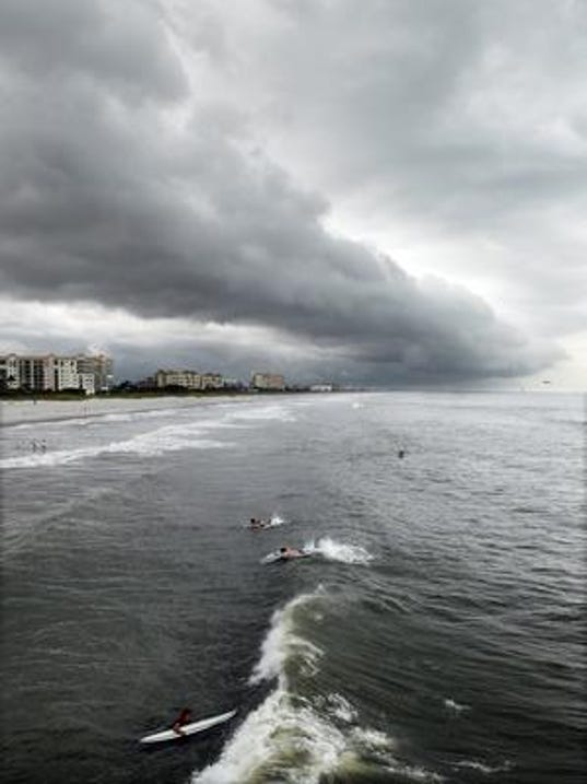 Cool Down Expected For Brevard County