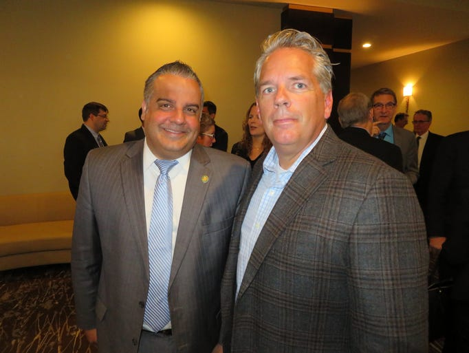 The Greater Binghamton Chamber of Commerce held its