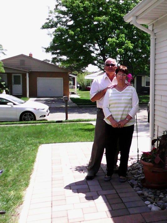 Reggie Goodman & RosAnn