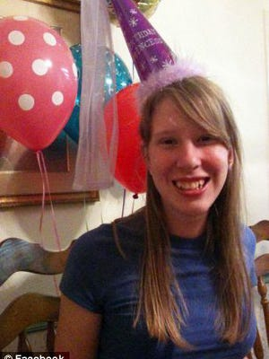 Ann Grosmaire, who was killed by her boyfriend Conor McBride in 2010.