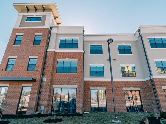 MURFREESBORO   Last year  apartment rent prices in Nashville were among  some of the fastest growing in the nation  according to a report from real  estate. Market for luxury apartments in Murfreesboro increases   TDK