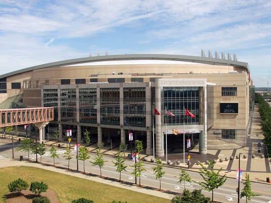 Quicken Arena in Cleveland