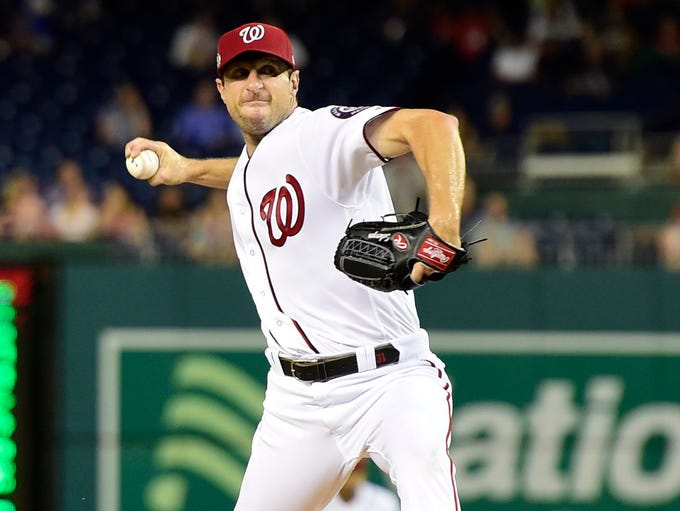 Sept. 20: Max Scherzer, Nationals, 13 vs. Mets