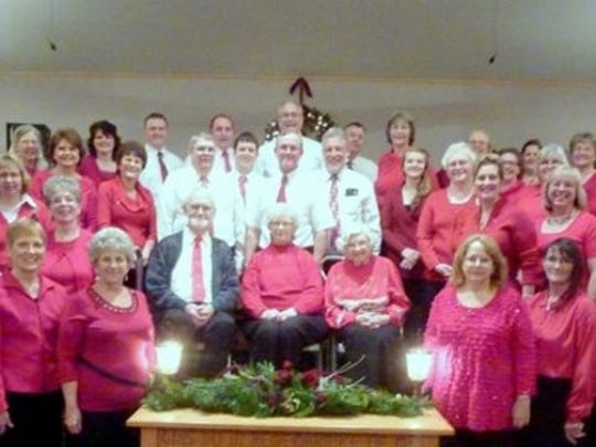 "The Groton Community Choir will perform its 67th musical cantata, ""Our King Has Come, the Joyful Sounds of Christmas,"" on Saturday."