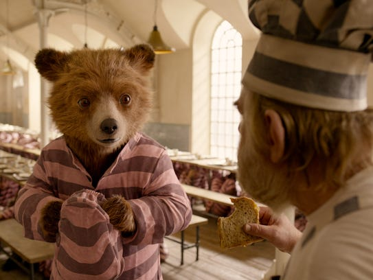 """Paddington 2"" is new to theaters."