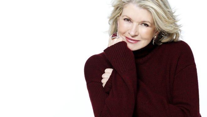 Media mogul Martha Stewart and her team have joined USA Today's Food & Wine experience.