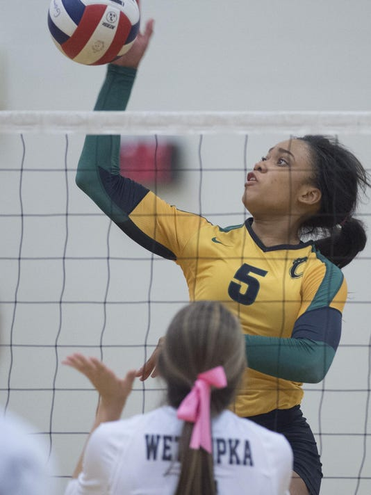 Carver Vs. Wetumpka Volleyball
