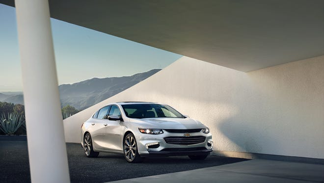 The all-new 2016 Chevrolet Malibu comes with advanced safety and fuel-saving technologies.