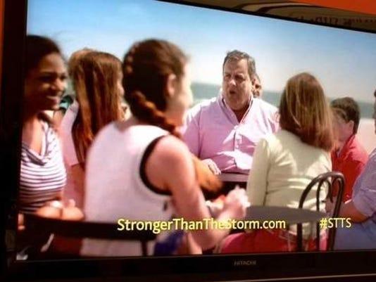 Chris Christie ad