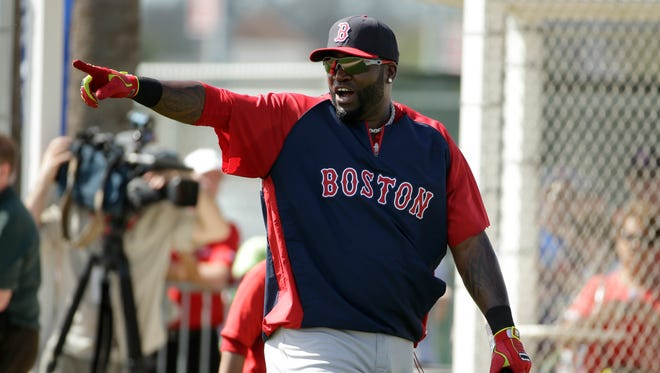 David Ortiz says he wants to retire a Red Sox.