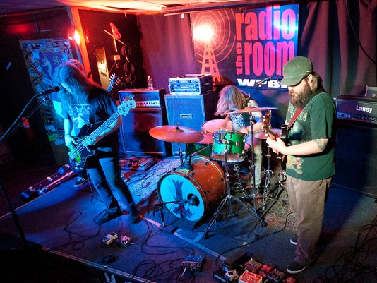 The Radio Room