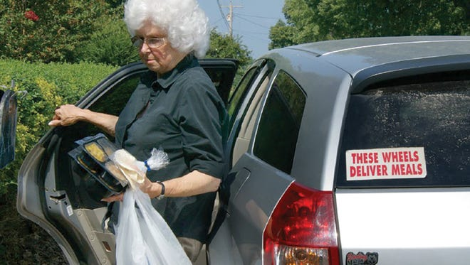Mid Cumberland Human Resource Agency assists with the operation of the Fairview Meals On Wheels Program which delivers meals to home-bound local residents.