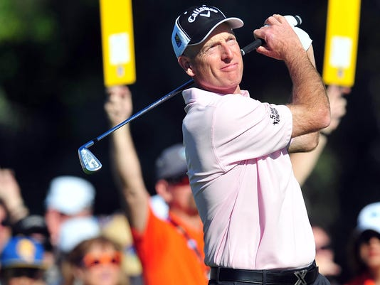 PGA: AT&T Pebble Beach National Pro-Am-Third Round