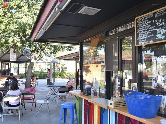 """Tacos Lucha announced it will be closing its Oval Park outpost on Dec. 31. The successful taco shack will """"go mobile"""" until a permanent location is found, owner Chris Gonzales said."""