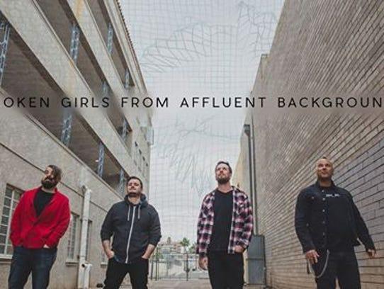 Broken Girls From Affluent Backgrounds