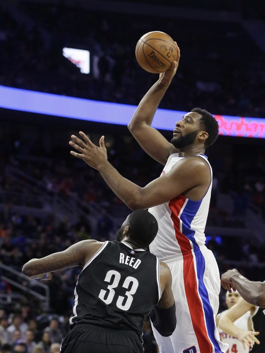 Andre Drummond, Willie Reed