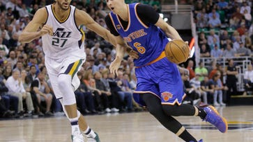Gobert scores career-high 35 points in Jazz win