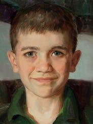 "Jake Schwenker was part of Rose Frantzen's ""Portrait"