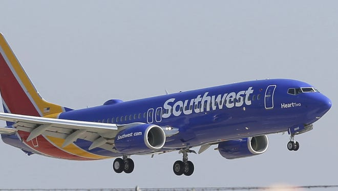 FILE- Southwest Airlines