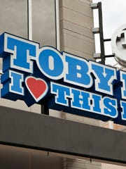 The north Phoenix location of Toby Keith's I Love This