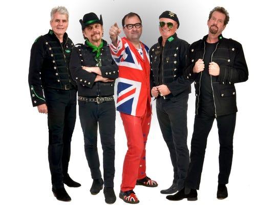 The Devonshires will perform Dec. 31 at Hoosier Park