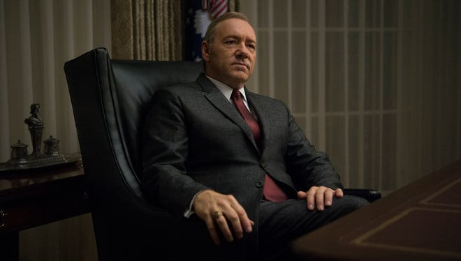Frank Underwood has some rage to share.