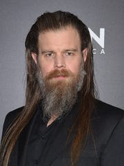 """Actor Ryan Hurst from """"Outsiders"""" and """"Sons of Anarchy"""""""