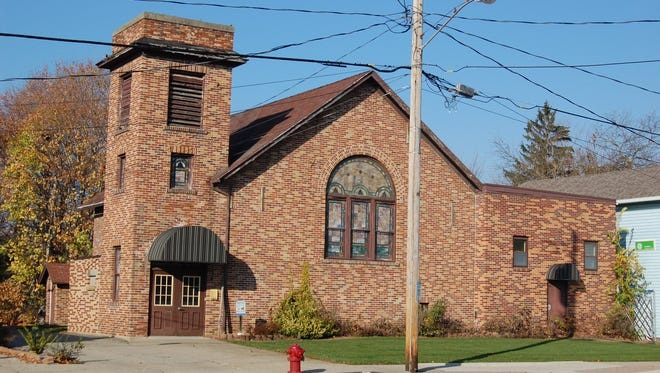 The former Mount Hope Church at 115 N. Bridge St. in DeWitt will reopen as a brewery as early as August.