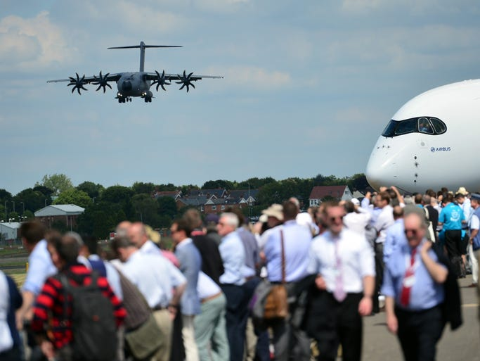 http://www.usatoday.com/story/todayinthesky/2014/07/16/scenes-from-the-2014-farnborough-airshow/12745981/