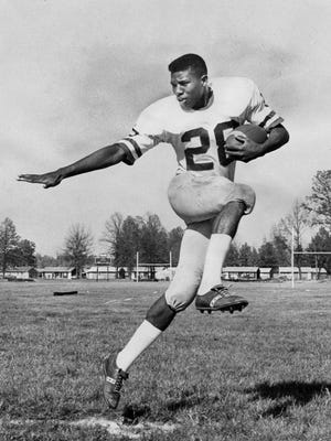 Nate Northington became the SEC's first black football player in 1967.