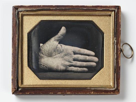 Walker branded hand