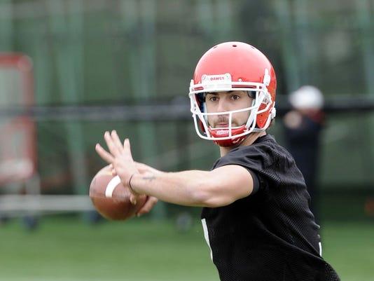 Georgia Football Spring Practice
