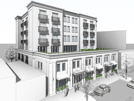 Good Shepherd Pavilion, LLC is introducing a new hotel