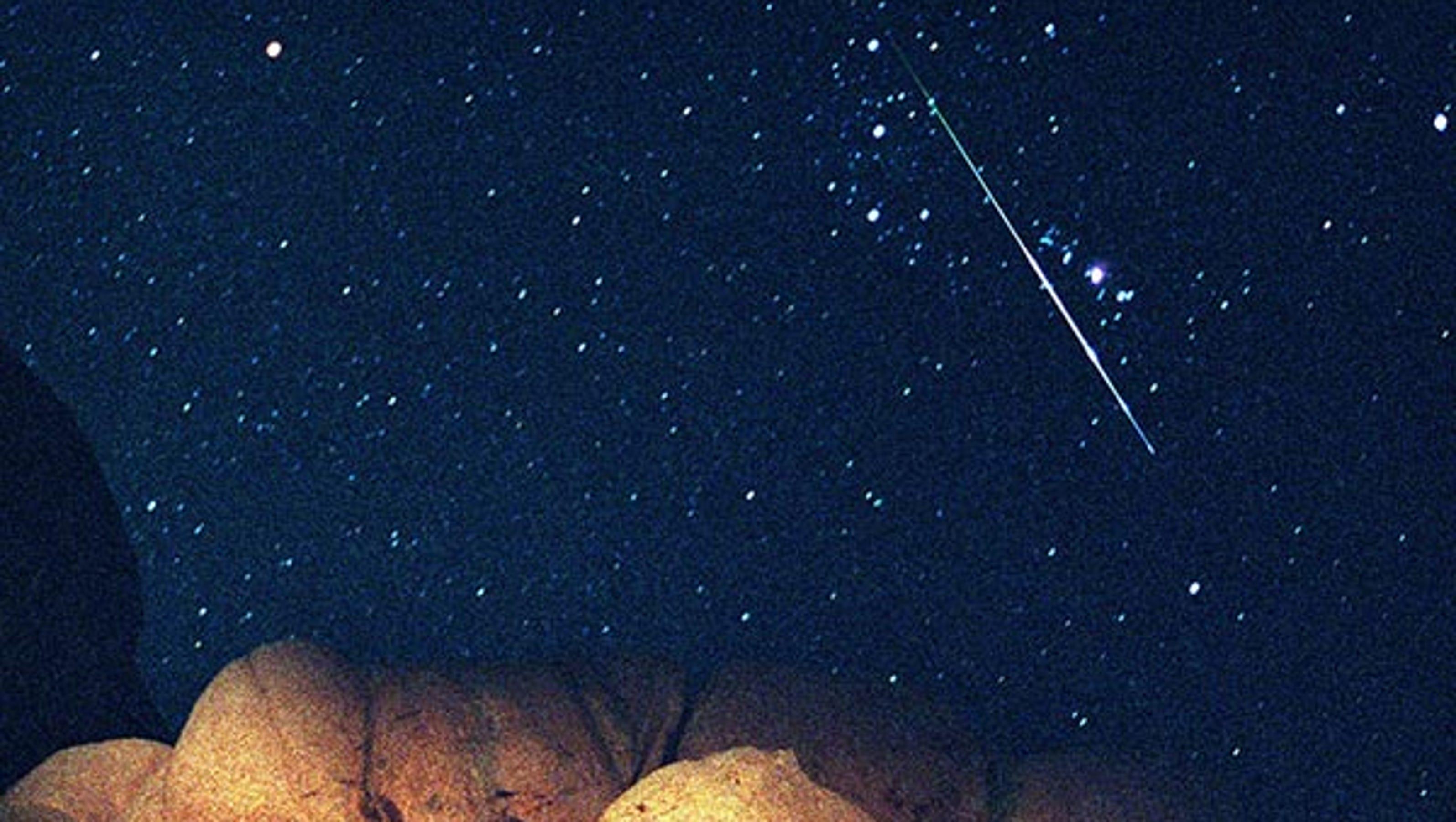 Best Ways To Watch This Weekend S Meteor Shower