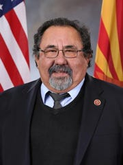 Arizona U.S. Representative Raul Grijalva (D-AZ).