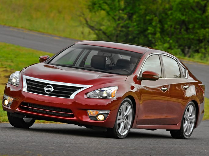 In first place, the Nissan Altima S is considered the most affordable midsize sedan by Cars.com. But it is not alone....