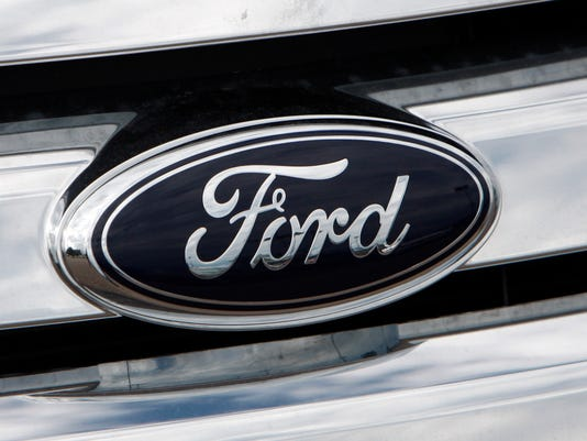 #filephoto Ford Stock Photo