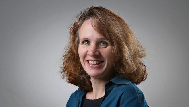 Reporter Laura Ungar