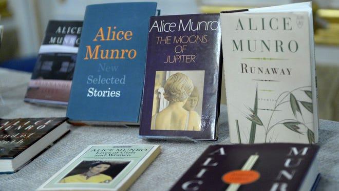 Which books of Canada's Alice Munro are worth a read?